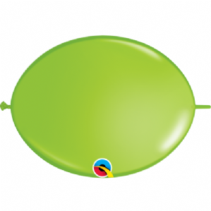 Qualatex Quick Link Balloons - Lime Green Quick Link Balloons | Free Delivery